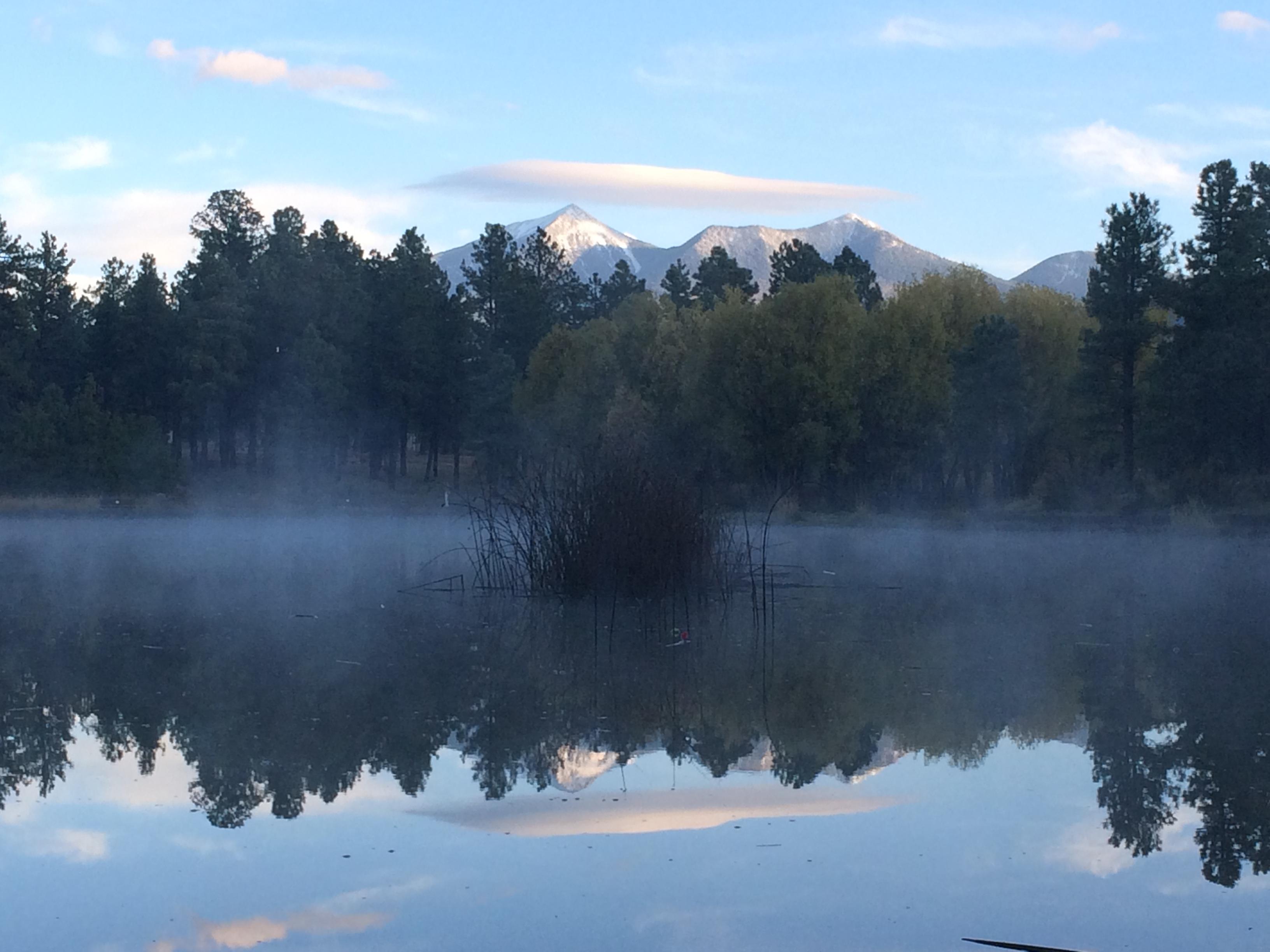 Francis Short Pond - Willow Bend Environmental Center, Flagstaff, AZ