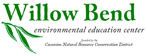 Willow Bend Environmental Education Center, Flagstaff, AZ Logo